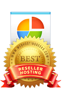 best reseller hosting award