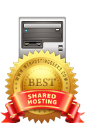 best shared hosting award