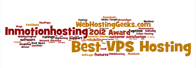 Award for the Best VPS Hosting