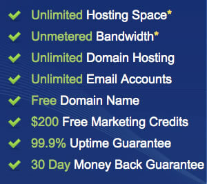 webhostingpad hosting features