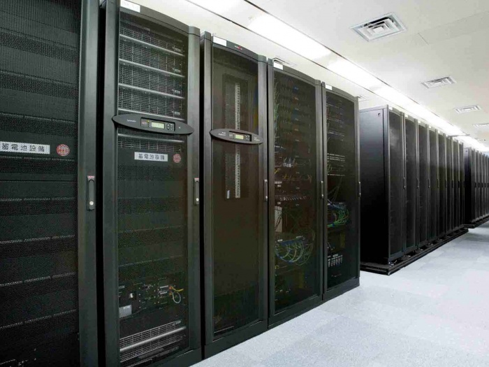 Data Center View