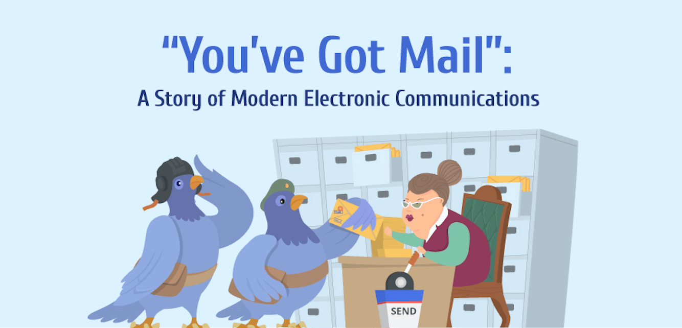All Things Email: History, Security, Marketing